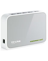 5-Port 10/100Mbps Desktop Switch TL-SF1005D - TP Link