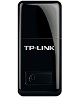 300Mbps Mini Wireless N USB Adapter TL-WN823N - TP Link