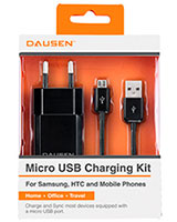 Micro USB Charging Kit - Dausen