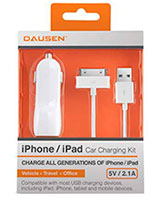 Apple USB Car Charging Kit - Dausen