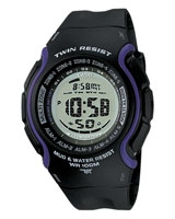 Digital-Water resist Watch TRT-101H-1AVHDF - Casio