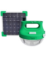 Portable solar LED lighting system - Schneider Electric