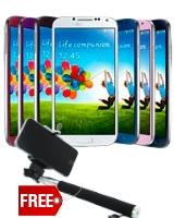 Galaxy S4 GT-I9500 - Samsung + Free Selfie Stick