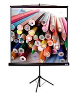 Tripod Screen 180 x 180 - Vutec