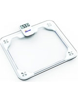 Bathroom Scale White EB9121-12 - Home