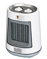 Fan Heater 2000 Watt HX330 - Black & Decker