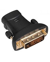 HDMI - 02A Male Dvi To Female Adapter - RadioShack