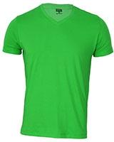 V-Neck Basic T-Shirt 02HN055 Light Green - Dandy