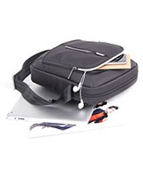 "Tablet Bag 9.7"" Post Master Series KS3029W-B - Kingsons"