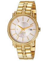 Ladies Triteia gold Watch EL101912F09 - Esprit Collection