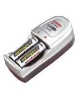 Ni-CD & Ni-MH Battery Charger V-80 - Vanson