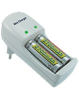 Ni-MH/Ni-CD battery charger V-90 - Vanson