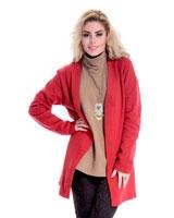 Plain Jacket Red - Guzel