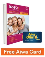 Bogo Plus Volume 3 + Aiwa Offer Card Free