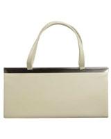 Classic Hand Bag Biege - Walkies
