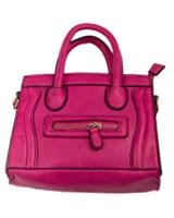 Structured Small Bag Fushia - Walkies