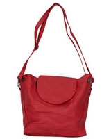 Duo Tone Backpack Red - Walkies