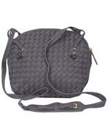 Hatbox Handbag Grey - Walkies