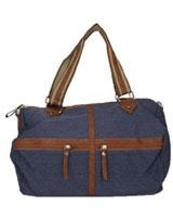 Structured Handbag Blue - Walkies