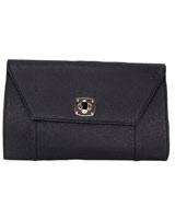 Envelope Clutch Black - Walkies