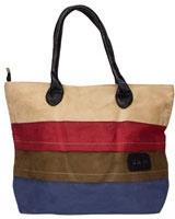 Multitone Handbag Kaki - Walkies