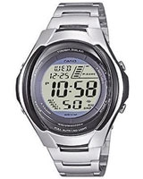 Digital-Water resist Watch WL-S-21HD-7AVEF - Casio