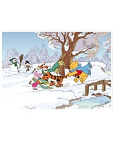 Winnie the Pooh Puzzle 50 Pieces - KS Games