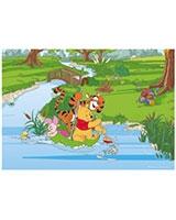 Winnie the Pooh Puzzle 100 Pieces - KS Games