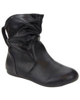 Comfey Ankle Boot Black - Walkies