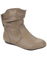 Comfey Ankle Boot Grey - Walkies