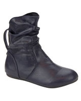 Comfey Ankle Boot Navy - Walkies