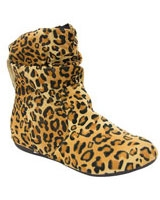 Comfey Ankle Boot Tiger - Walkies