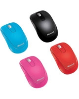 Wireless Mobile Mouse 1000 - Microsoft