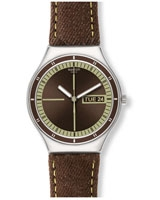 Cotton Target Unisex Watch YGS761 - Swatch
