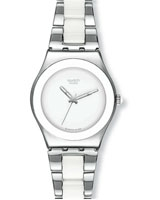 Tresor Blanc Ladies' Watch YLS141GC - Swatch