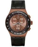 The Copper Men's Watch YOG407 - Swatch