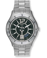 In A Grayish Mode Unisex Watch YTS403G - Swatch
