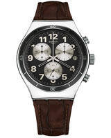Browned Men's Watch YVS400 - Swatch