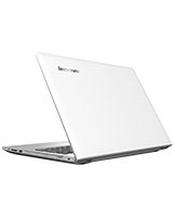IdeaPad Z5070 Laptop i7-4510U/ 6G/ 1TB HDD + 8G SSD/ nVidia 2GB/ DOS/ White - Lenovo