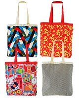 Four Tote Bags Bundle A - Ultimate