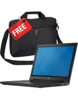 Inspiron 15-3542 Laptop i7-4510U/ 8G/ 1TB/ nVidia 2GB/ Ubuntu/ Black - Dell + Free Bag