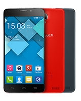 One Touch Idol X Dual SIM Mobile - Alcatel