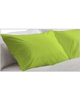 Plain Pillowcase Fashion Tender Shoots - Comfort