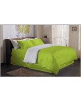 Plain Duvet Cover Fashion Tender Shoots - Comfort