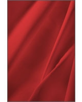 Plain Fitted Bed Sheet Fashion Poppy Red - Comfort