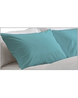 Plain Pillowcase Fashion Dusk Blue - Comfort