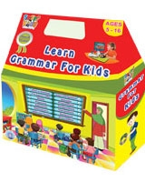 Learn Grammar For Kids 5 -16 3 CD
