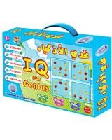 لعبة تحدي الاذكياء IQ 3 قطع