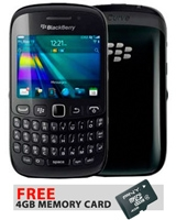 Curve 9220 - BlackBerry + Micro SDHC 4 GB - Pny