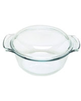 Round casserole 2.5L with lid excellence 3426470007597 - Pyrex